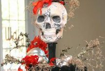 Halloween decorations / by Dineen Morris