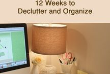 Home Organization & Cleaning