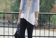 gillet jeans