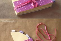 Scrapbook (tarjetas, gifts, regalos)