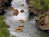 Rafting Goes Global