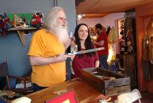 Instagram https://www.instagram.com/p/BM9uA0aBKE0/ November 18, 2016 at 03:08PM Alicia and Jim selling #art #crafts