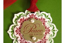 christmas crafts / by Carrie Cameron