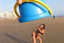 funny beach photos