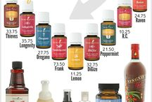 Young Living Fall Must Haves
