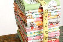Fabrics / by Alicia Hammon