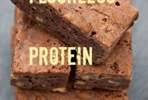 Cooking with Protein / by Joanna Broadbent