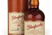 Glenfarclas single malt scotch whisky / Glenfarclas single malt scotch whisky