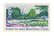 Styling Props: Vintage Stamps