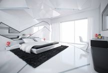 Luxurious bedrooms / Luxurious bedroom ideas