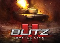 """Blitz 2 / Blitz 2 Battle line is a """"real time shooting strategy"""" game that requires not only action skills of controlling a tank but also strategic skills to conquer the battlefield.  Battles are massive with each player using up to 4 tanks simultaneously consisting up to 25 players per team. Your main objective is to conquer enemy camps and push the battle line forward.  Create Divisions and Nations with your friends and allies to conquer the world!"""