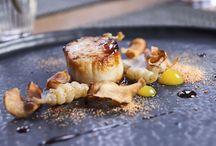 Restaurant Tristan / Michelin Star food in West Sussex food photographer London, Food photographer Brighton.