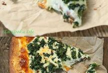 Pizza and flatbread recipes / Lots of inspiring and visually delightful pizza and flatbread recipes and photos.