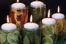 Natural room scents