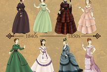 Writing - 19th Century Clothing