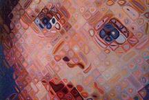 3 - Chuck Close