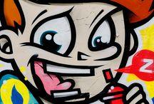 My Graffiti / Street art photographs / Some photographs of street art I have seen.