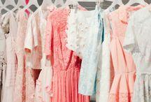 Creating a fashionable me / My dream closet!
