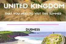 Travel the UK