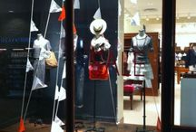 Nautical Store Displays
