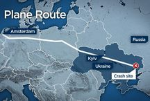 MH17 Plane hit by missile