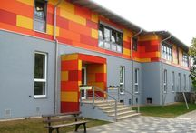 wall treatment and cladding / wall treatment and cladding