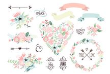 Wedding Graphics / A mix of graphics and designs you can use as ideas for your wedding day.