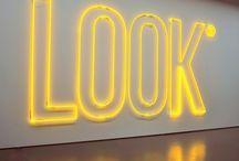 Neon Lights Art