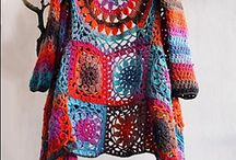 crochet to wear