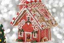 Gingerbread houses!!