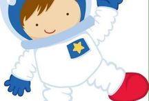 astronot theme