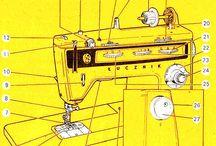 Łucznik, maszyny do szycia