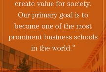 Why the Texas MBA is right for me / McCombs Business School is globally recognized for its outstanding faculty comprising of leading researchers and ex-CEOs, excellent academic curriculum and the longhorns alumni network. Here's why the Texas is right for me!