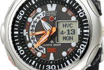 hodinky potápky