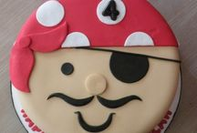 gateau Pirates