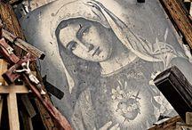 Virgencita Madre Mia / by Marina Small