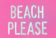 Beachlife ☀ / Your daily portion of a beach spirit