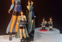 My Figurines of the goddess