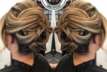 2017 Salon Sanity Bridal Special Occasion Hair