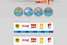 Portfolio web / Portfolio diseño web // Webdesign Portfolio