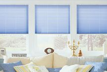 Window blinds product categories / Roller blinds, Roman blinds, Faux wood blinds, Wooden blinds, Vertical Blinds and Pleated blinds