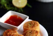 Indian vege  snacks