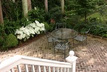 Landscape Images -Gardens We Created / Many of the beautiful landscapes we have created in the city of New Orleans, LA.