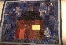 Moje výtvory / Patchwork - quilt
