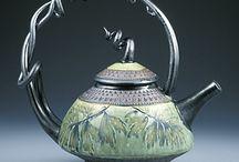 Theières, teapots