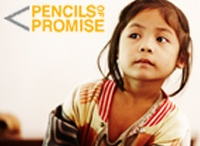 Pencils of Promise / Mission: Pencils of Promise builds schools in developing world and trains young leaders to take action at home and abroad.  We're the impossible ones. We want to start revolutions with a pencil and a backpack. We want to test the edge of the world by feeling its curves. We want to see more, be more, do more. We stay up late reading books we love and play our music way too loud. We inhale life & exhale fire.  We know we can create a better world through education. http://cause.thisshirthelps.com/