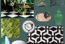 L I V I N G  +  L O U N G E / Stylish ideas and moods for your home or executive lounge.