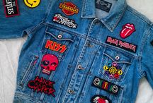 denim jacket patch ideas