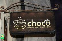 Choco Cafe - pijalnia kawy i czekolady