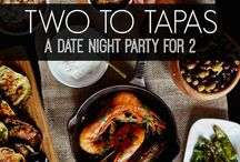 Food - Tapas and Party